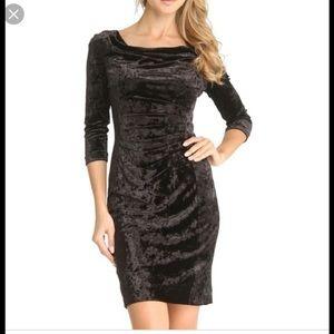 Tahari velvet dress 💕🦋💕🦋💕
